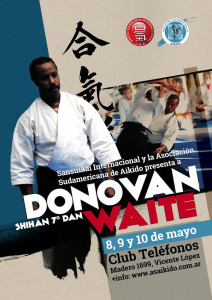 Afiche Donovan Waite