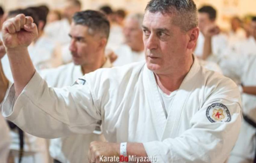 danilo gonzalez karate